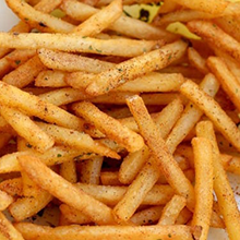Seasoned Hot Chips